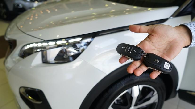 Россияне потратили 963 млрд рублей на покупку новых автомобилей в январе — мае