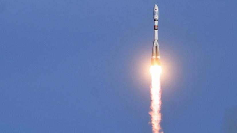 Ракета «Союз-2.1б» с 33 спутниками стартовала с космодрома Восточный