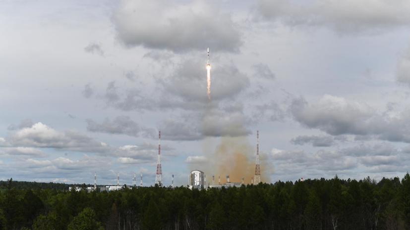 Спутник «Метеор-М» выведен на орбиту
