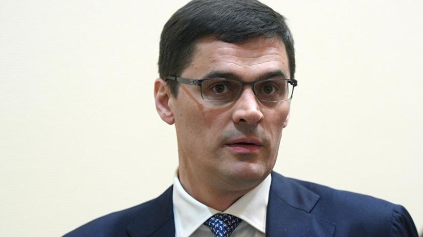 Экс-глава ОКР поддержал обвинённого в коррупции Попова