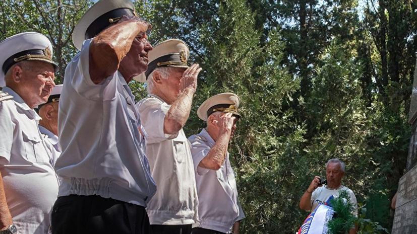 Погибших на аппарате ВМФ подводников похоронят в Петербурге
