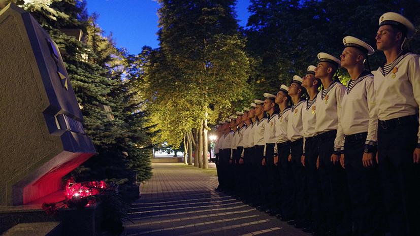 Путин присвоил звания Героев России четырём погибшим подводникам