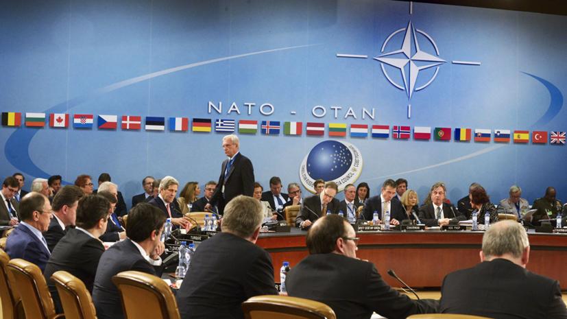 Началось заседание Совета Россия — НАТО