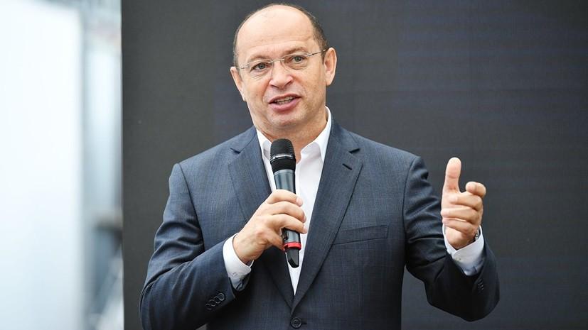Прядкин заявил, что представители УЕФА остались довольны своим визитом в Грозный