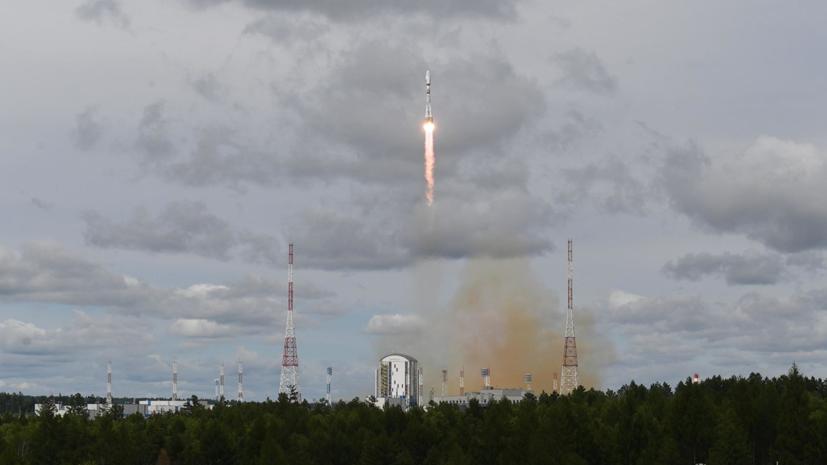 Все запущенные с космодрома «Восточный» спутники выведены на орбиту