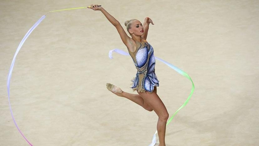 Гимнастка Кудрявцева серьёзно травмировала колено на отдыхе
