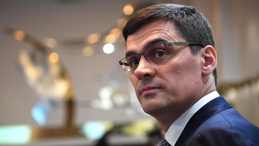 Смирнов назвал недоразумением обвинения в коррупции в адрес Попова