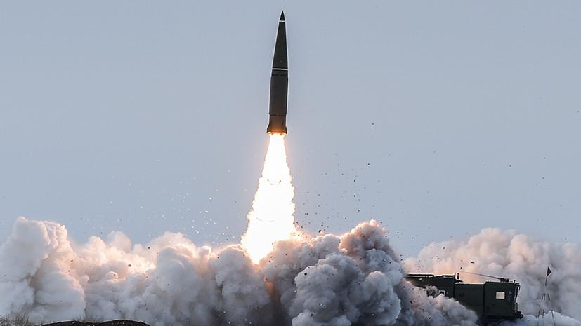 НАТО «в оборонительной манере» отреагирует на несоблюдение ДРСМД