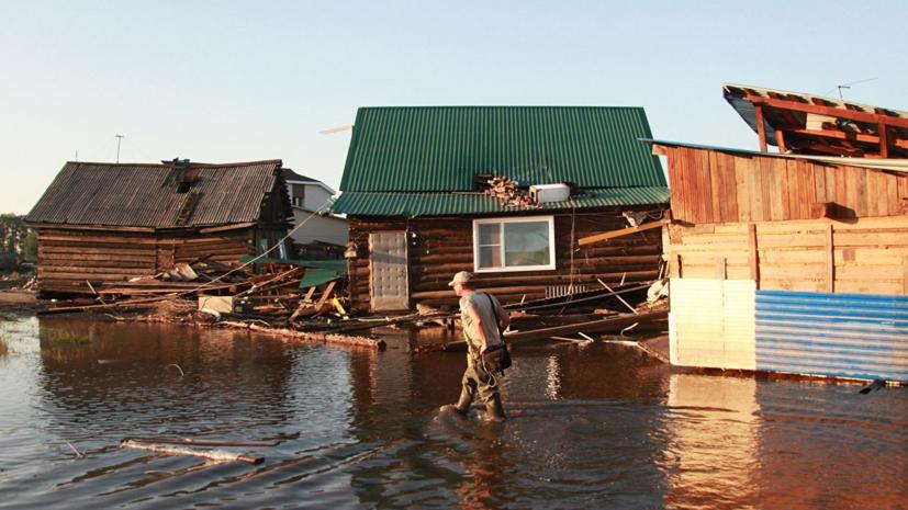 Число погибших из-за паводка в Иркутской области возросло до 22