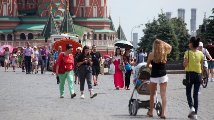 В Гидрометцентре оценили вероятность возвращения жары в Москву