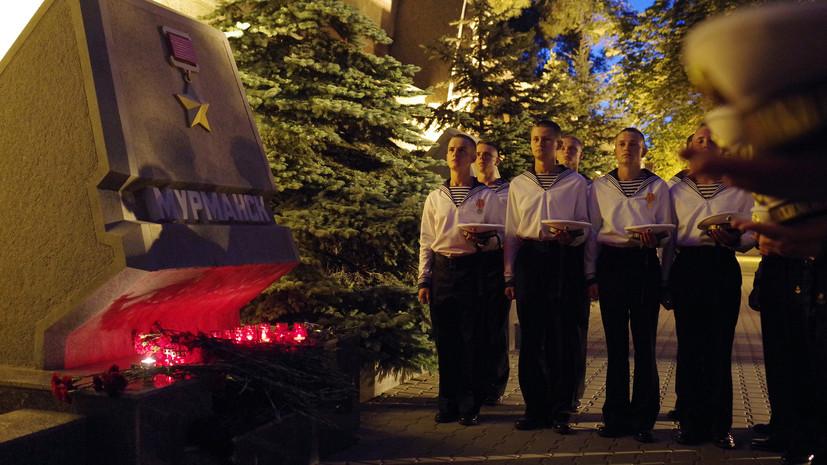 «За мужество и героизм»: Путин посмертно наградил погибших подводников