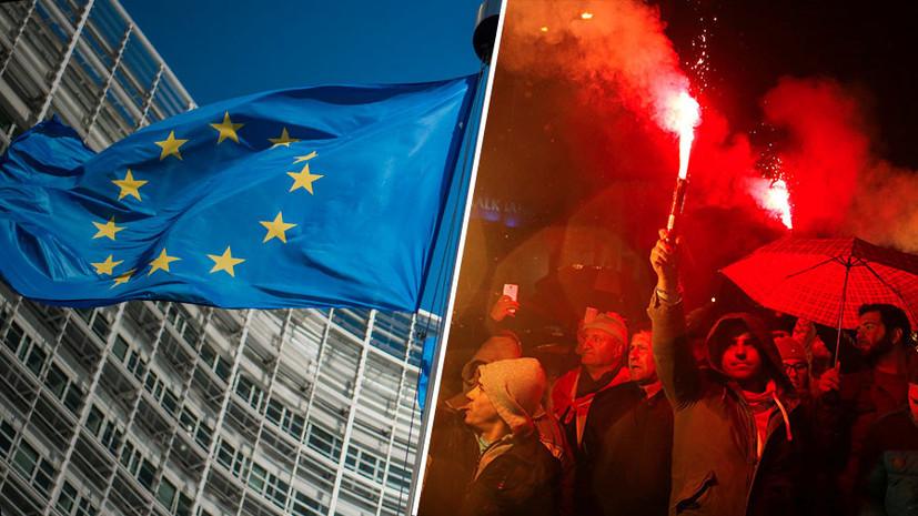 «Многополярность против евроинтеграции»: в ЕС говорят о российской «тактике дестабилизации» на Западных Балканах