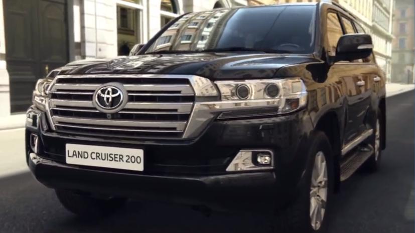 Эксперты назвали самые популярные автомобили со средней ценой выше 5 млн рублей