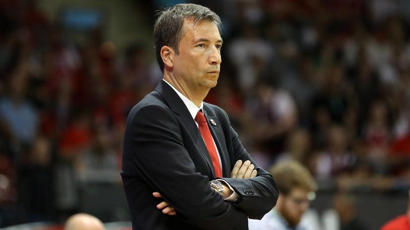 Итальянец Банки стал новым главным тренером баскетбольного клуба «Локомотив-Кубань»