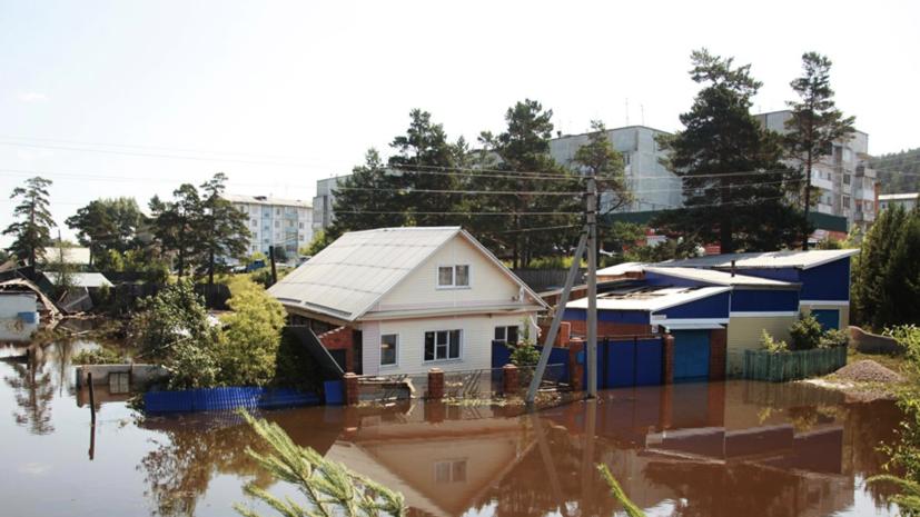 В кабмине создали группу по восстановлению жилья в Иркутской области