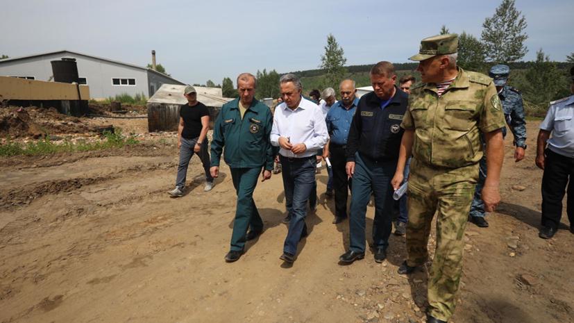 Мутко назвал стоимость восстановления инфраструктуры Иркутской области