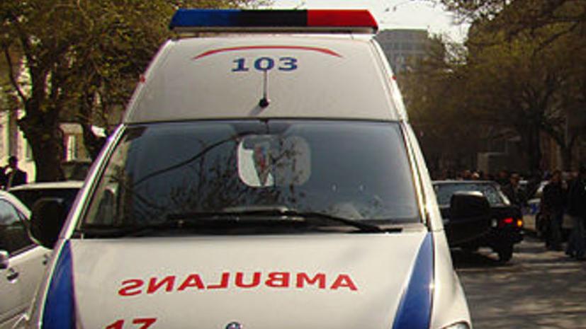 В воинской части в Азербайджане произошёл взрыв