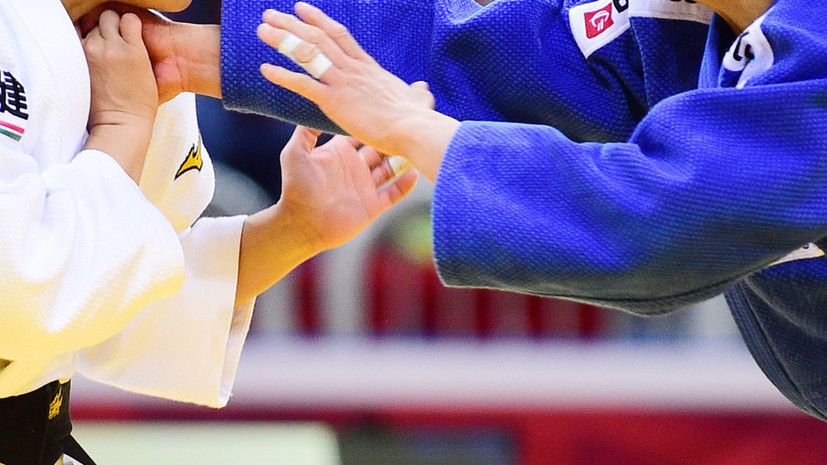 Дзюдоистка Бобрикова завоевала бронзу на летней Универсиаде