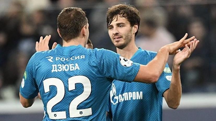 Главный тренер «Зенита» оценил игру Ерохина в матче с «Локомотивом»