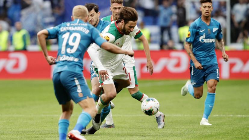 Семак: «Зенит» допустил командные ошибки в матче с «Локомотивом»
