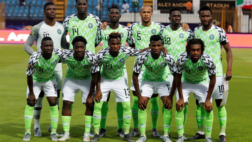 Сборная Нигерии взяла верх над Камеруном и вышла в 1/4 финала КАН-2019