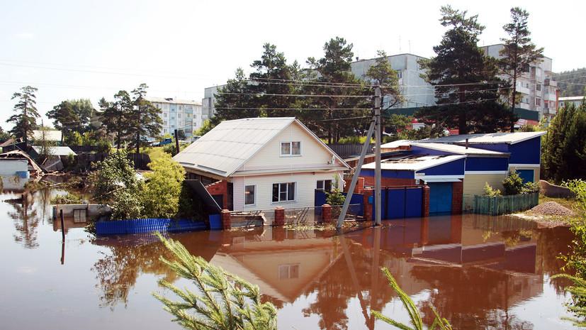 В Тулуне началась подача технической воды в дома