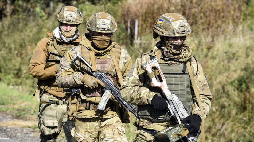 «Конфликт на почве идеологических разногласий»: украинский солдат в Донбассе расстрелял бойцов батальона «Азов»