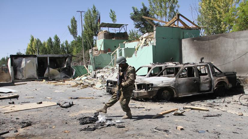 Число пострадавших в результате взрыва в Афганистане возросло до 179