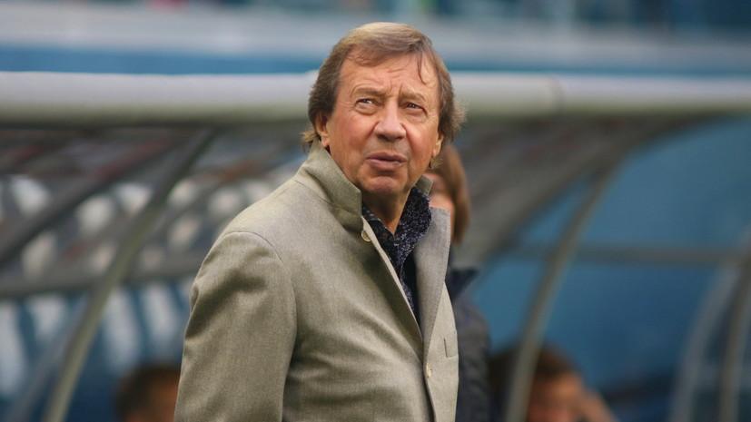 Главный тренер «Локомотива» Сёмин обошёл Романцева и Газзаева по числу трофеев