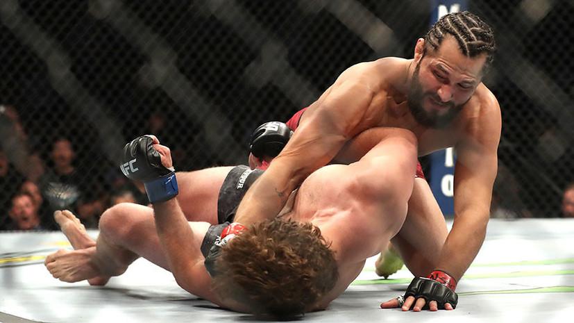 Перепалка Нурмагомедова с Диасом, возвращение UFC в Москву и самый быстрый нокаут: что произошло в мире ММА за ночь