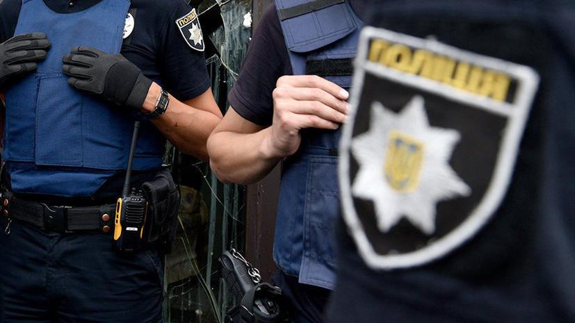 В Одессе задержан взявший в заложники женщину злоумышленник