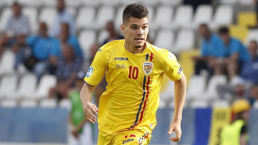 СМИ: «Спартак» предложил €12 млн за сына легендарного футболиста Хаджи