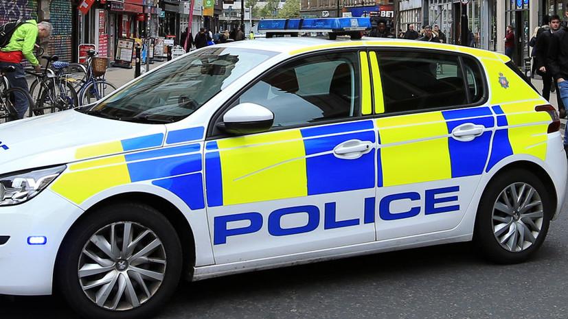 В Британии расследуют нападение на группу людей с применением кислоты