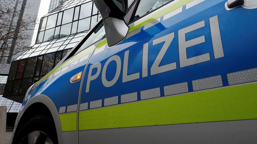 Во Франкфурте-на-Майне обезвредили бомбу времён Второй мировой