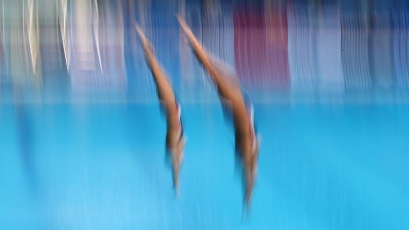 Сельвановская и Смирнов завоевали бронзу в прыжках в воду на Универсиаде в Неаполе