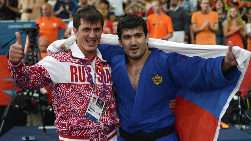 Сборная России по дзюдо завоевала золото на Универсиаде-2019