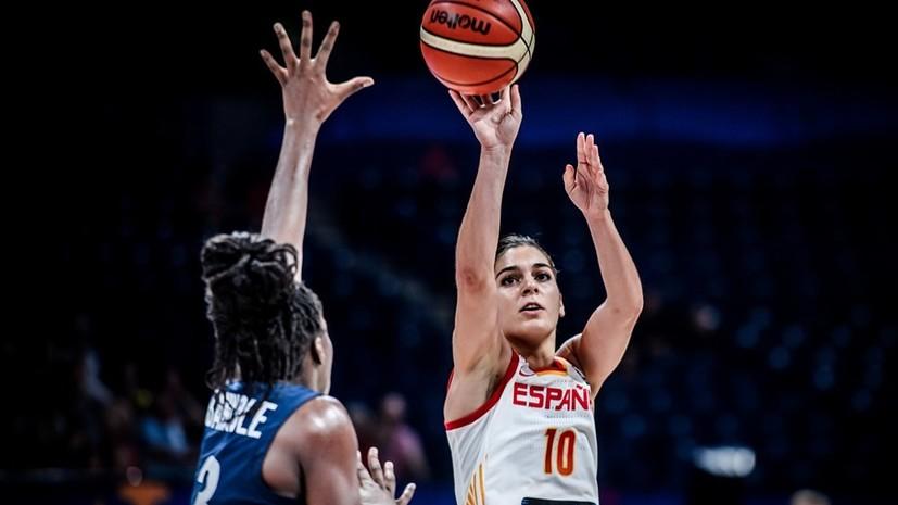 Женская сборная Испании второй раз подряд стала чемпионом Европы по баскетболу