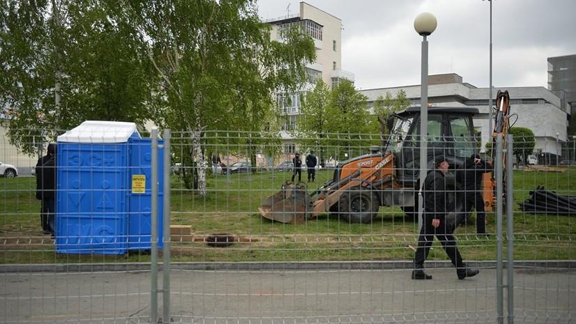 Мэр Екатеринбурга назвал два возможных места для строительства храма