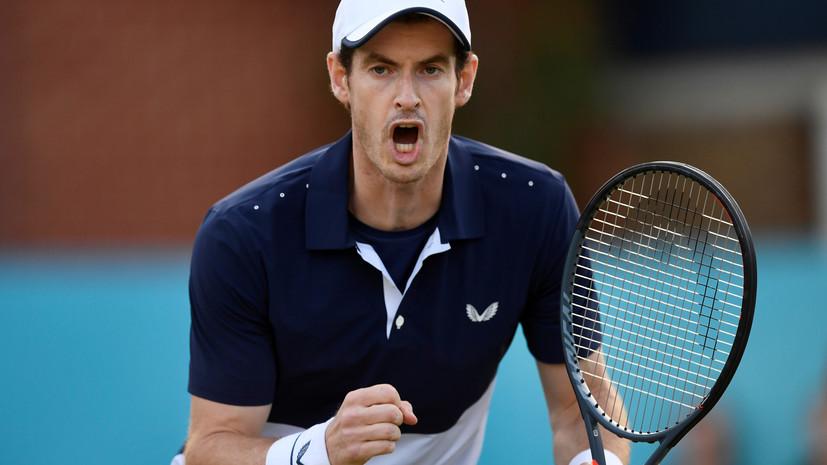 Маррей уверен, что сможет снова соревноваться на уровне лучших теннисистов планеты