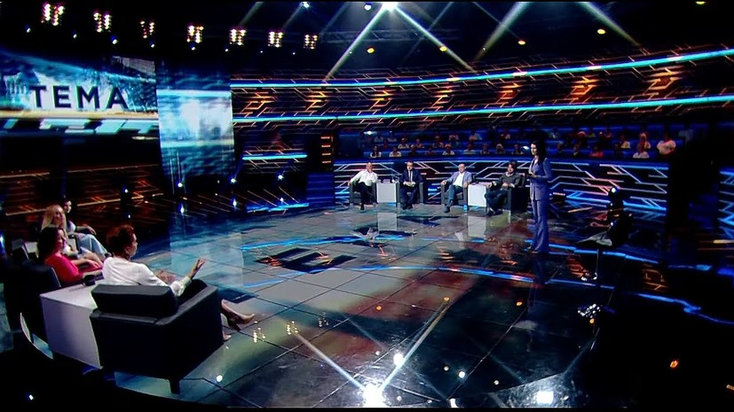 Украинский телеканал NEWSONE отменил телемост с Россией из-за угроз