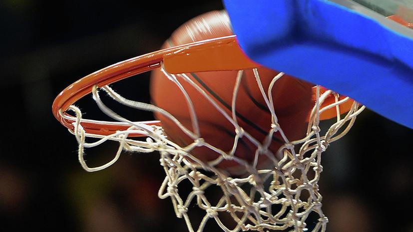 Мужская сборная России по баскетболу проиграла Чехии на Универсиаде-2019