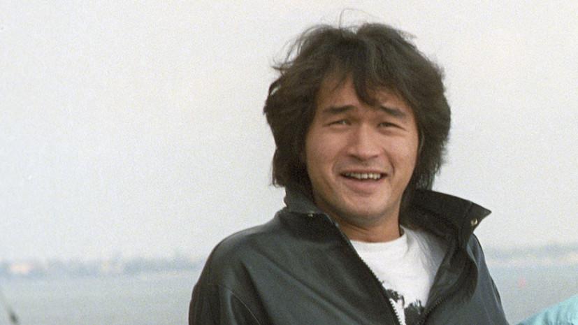 Сын Цоя прокомментировал новость о начале съёмок фильма об отце