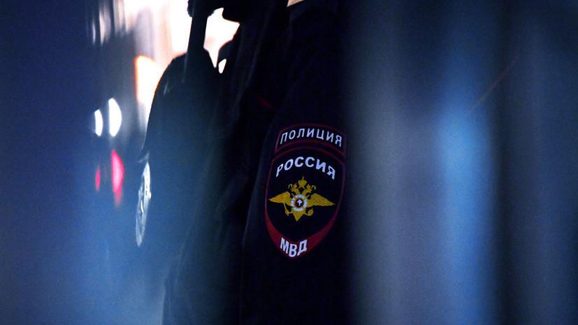 Неизвестные открыли стрельбу при ограблении в центре Москвы