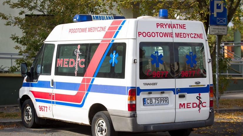 Прокуратура Польши возбудила дело после гибели российской гандболистки