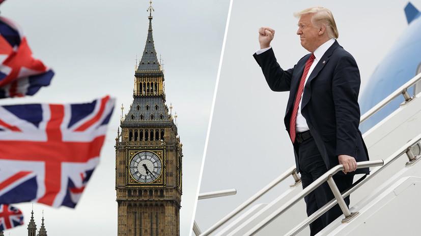 Дипломат нон грата: почему США не намерены больше «иметь дело» с британским послом