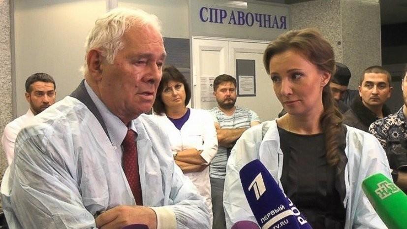 Врачи рассказали о состоянии избитой в Ингушетии девочки