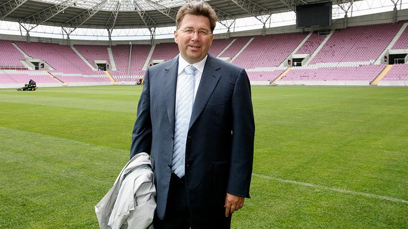 «Рады делегировать Петербургу четыре матча турнира»: исполнительный директор УЕФА о формате Евро-2020 и пользе Fan ID