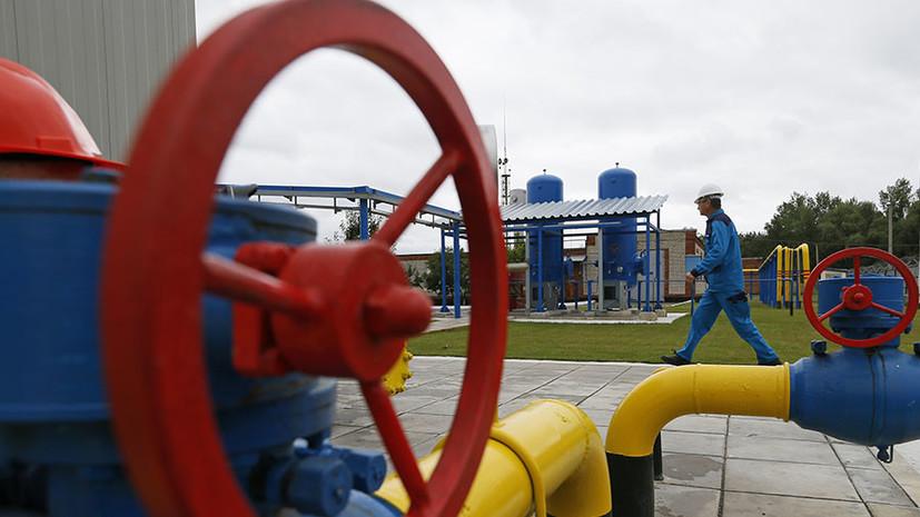 Зеленский намерен решить с Россией вопрос о транзите газа в сентябре