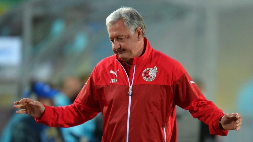 Билялетдинов призвал «Зенит» обратить внимание на российских игроков