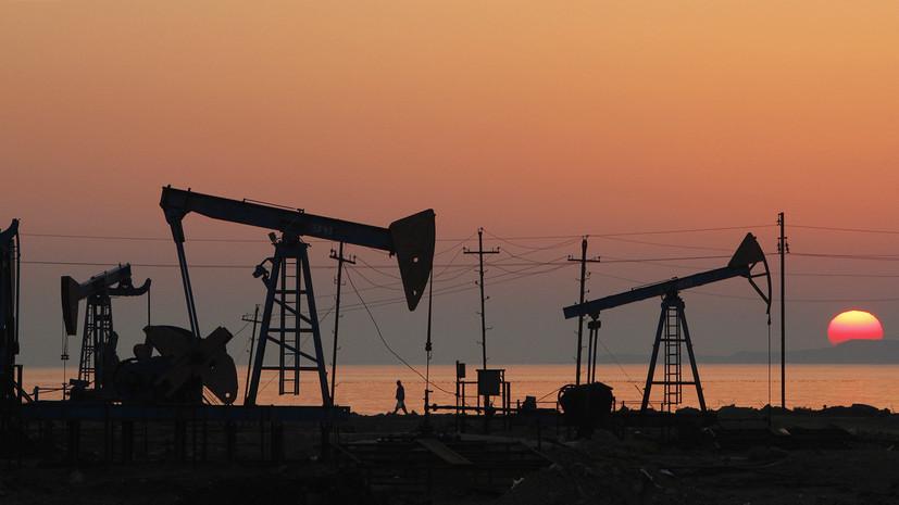 Добыча нефти в США установила новый рекорд